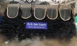 Lace Closures Human Hair