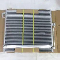 Hard Cast Aluminium Condenser for mercedes gl w166