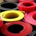 Red Silicon Rubber Sheet