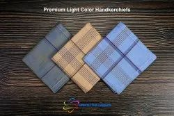 Premium Light Color Handkerchiefs