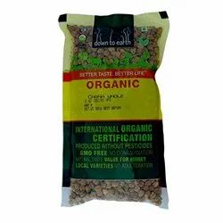 Down to Earth Organic Brown Chana
