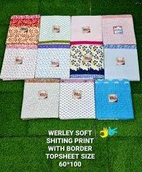 Cotton Top Bed Sheet in panipat