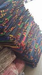 Printed cotton durries in Panipat