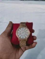 Men Round Rado Wrist Watch, For Daily