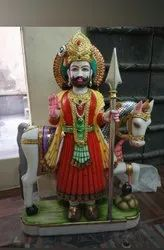 Marble Baba Ram Dave Statue