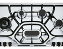 Franke Poi 6 3gav-d-o Opera Gas Cooking Top Cm. 89 - Inox 106.0017.384