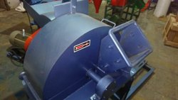 Wood dust machine