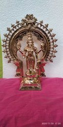 LORD Guruvayurappan bronze 12 inched