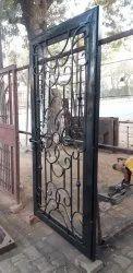 Metal Fancy Door