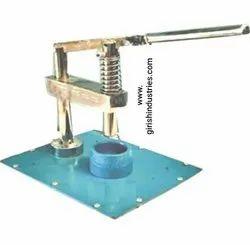 Mop Making Machine Manual