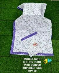 Bedsheet single bed in panipat