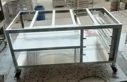 Stainless Steel White Kitchen Appliances, For Commercial