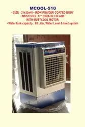 Metal  air cooler with honey comb