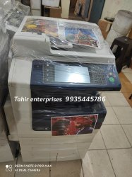 Color Digital Printing Machine, Model Name/Number: Xerox Work Center