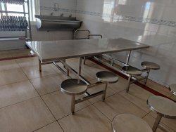 S S 8 Seater Dinning Table