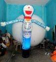 Inflatable Doraemon