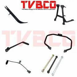 Stainless Steel Bike Metal Parts, Vehicle Type/Model: Two Wheeler