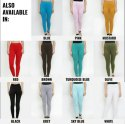 Cotton Straight Fit Ladies Leggings, Size: Free Size