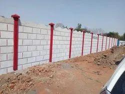 RCC Readymade Boundary Wall