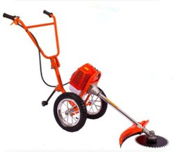 Wheel Brush Cutter