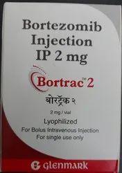Bortrac 2mg Bortezomib Injection, Packaging: Box, Glenmark