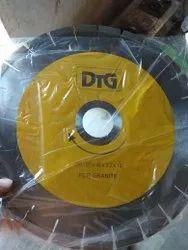 DTG 14 Inch Granite Cutting Blade