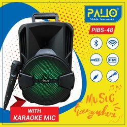 Palio Bluetooth Speaker