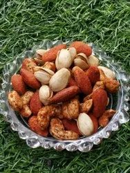 Divinutty Flavoured Dry Nuts, Packaging Size: 1kg, Packaging Type: Zip Stand Up Pouch