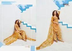 Women Readymade Cotton Dress Saira Vol.1 (Kasa) (Full Set Order)