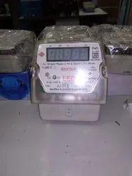 Bantak Single Led Electric Energy Meter, For Home, 440