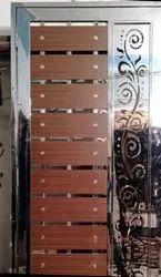 Steel Single Gates