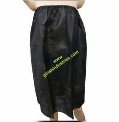 Disposble Salon Waxing Gown