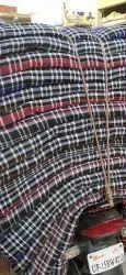 Cotton Apple check. 150gsm, Check/stripes, Multicolour