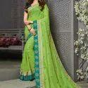 Tamana Batiya Embroidery Saree