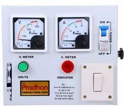 Pradhan MS 1 HP Oil Field Manual Submersible Starter Panel