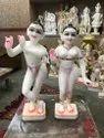 Iscon Radha Krishna Statue