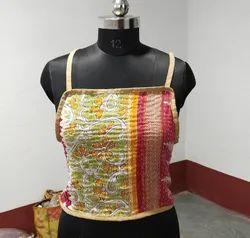 Ladies Kantha Top