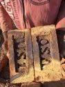 Gulbarga Clay Red Bricks Supply, Size: 9x4x3