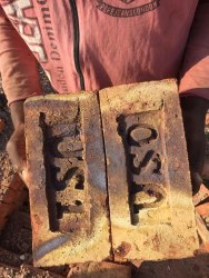 Gulbarga Clay Red Bricks supply, Size: 9x4x3