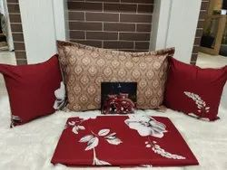 Glace Cotton Bedsheet in Panipat