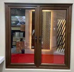 Wooden uPVC Windows