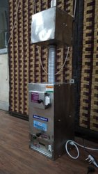 Stainless steel Sanitary Napkin Incinerators Disposal Machine