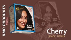 Cherry Black Hair Henna