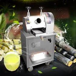 Commercial Automatic Sugarcane Juice Machine
