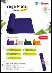 Yoga Mat 8 Mm