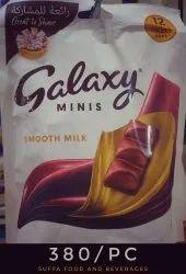 Galaxy Mini Milk Chocolate