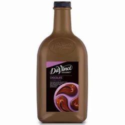 Davinci Chocolate Sauce, Packaging Size: 2.litre