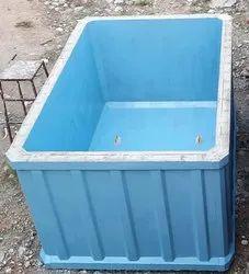 Precast RCC Water Tank