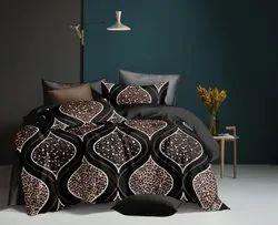 3d glace cotton bedsheets
