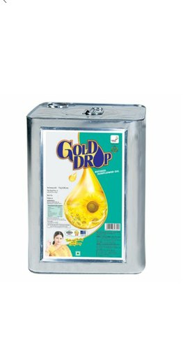 Gold Drop Sunflower Oil